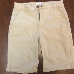 Old Navy Boys Khaki Shorts